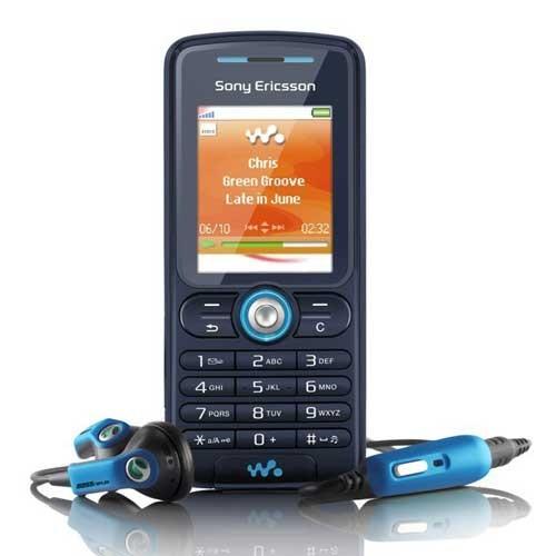Backup Contact Sony Ericsson w200i
