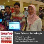 STIS di Start Up Asia Bandung Hackathon