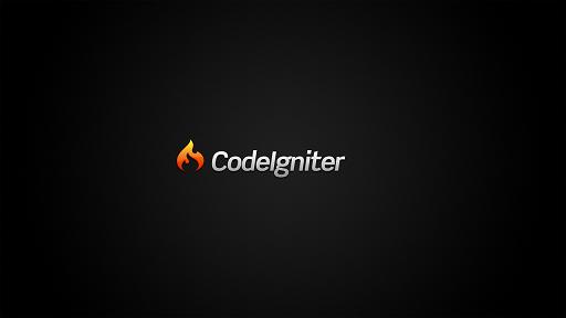 membuat website menggunakan codeigniter
