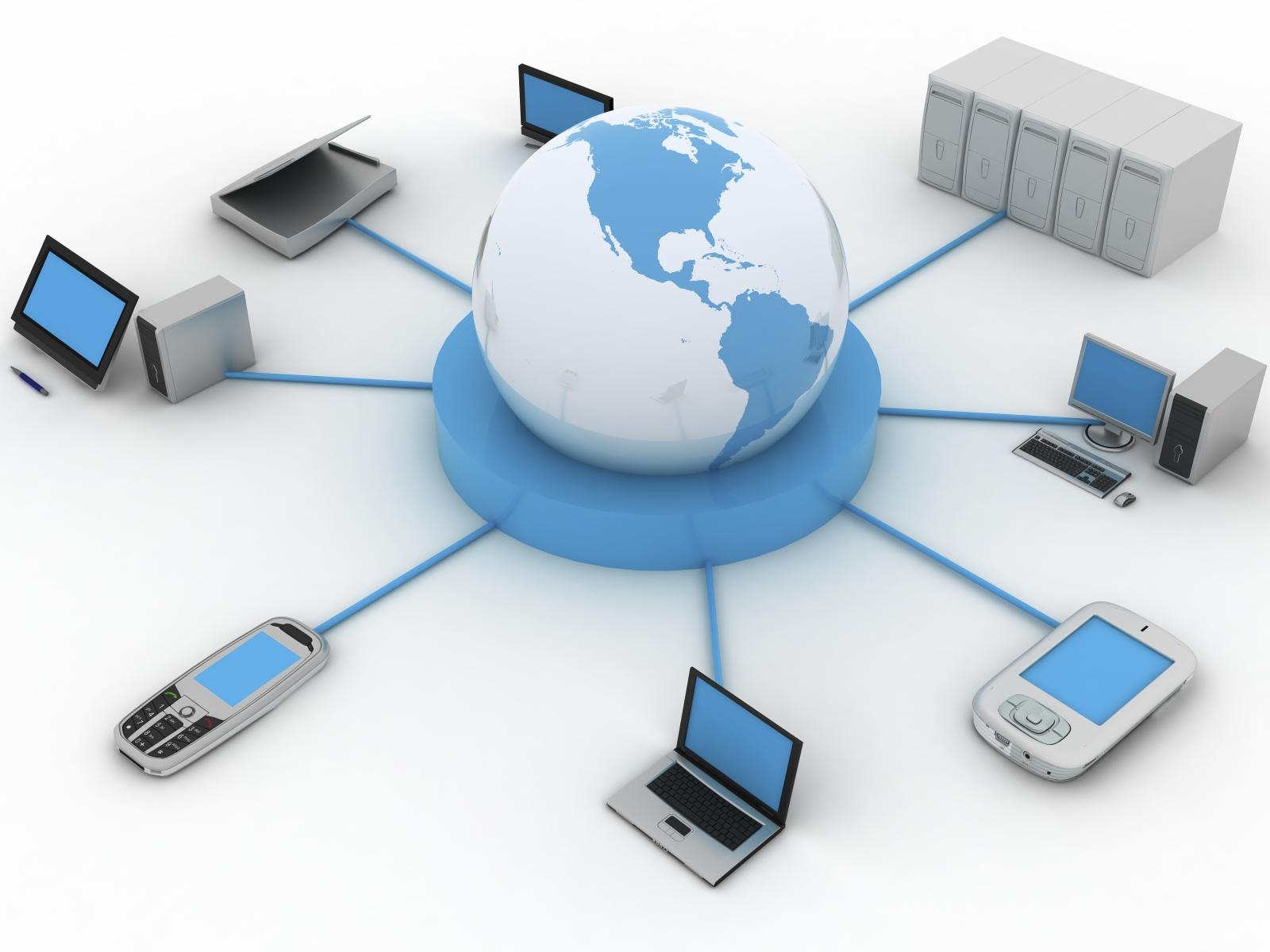 Teknologi informasi terus berkembang di dunia ini menghubungkan segala bentuk device yang ada di user