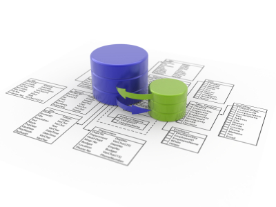 komponen database management sistem