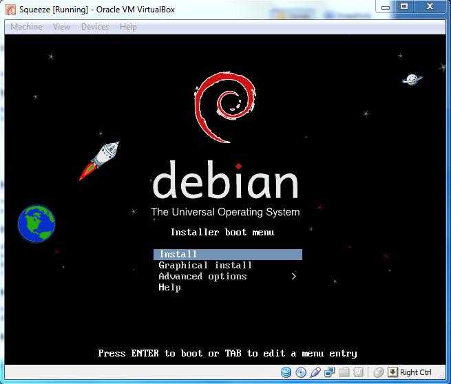 install linux di dalam windows