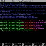 Install R Ubuntu Server 10.04