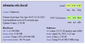tutorial install ganglia ubuntu