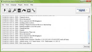 Cara Root Xperia U Menggunakan Flashtool