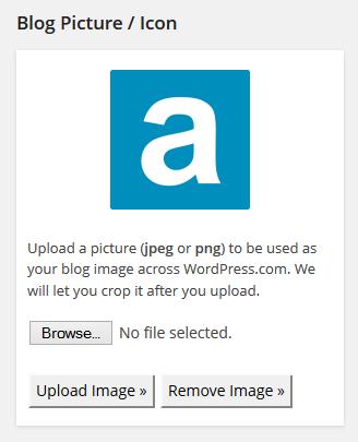 cara memasang icon website di wordpress