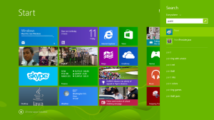 windows 8.1 search lebih cepat