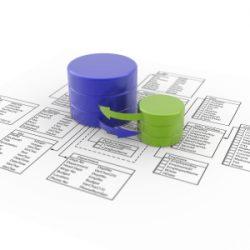 komponen database management sistem