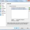 menambahkan network baru di virtualbox