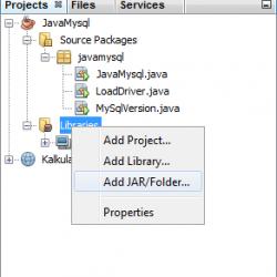 membuat koneksi jdbc ke java