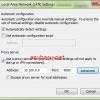 cara mengganti konfigurasi proxy di windows