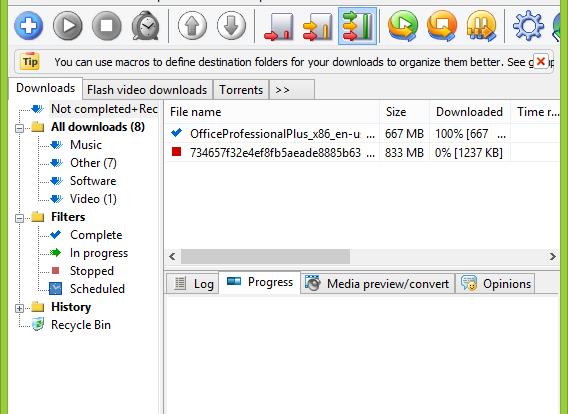 free download manager, software alternatif selain idm