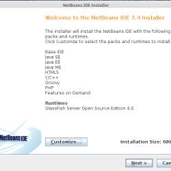 cara Install netbeans di linux untuk elementary os