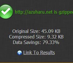 test loading website http compression test