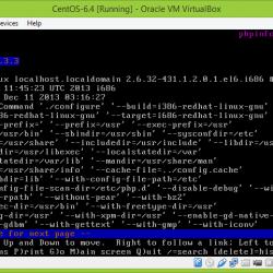 cara install apache, mysql, dan php dengan yum di centos