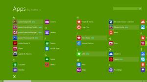 windows 8.1 apps menu