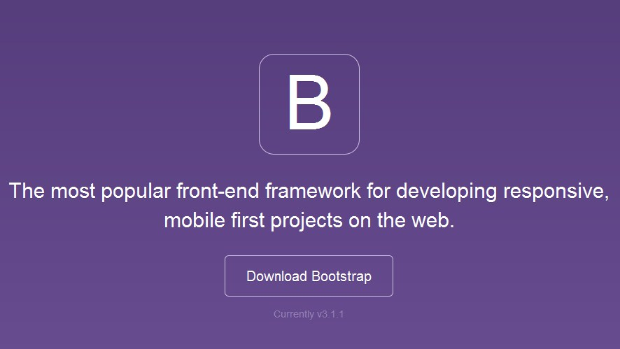 persiapan menggunakan bootstrap