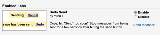 cara membatalkan email