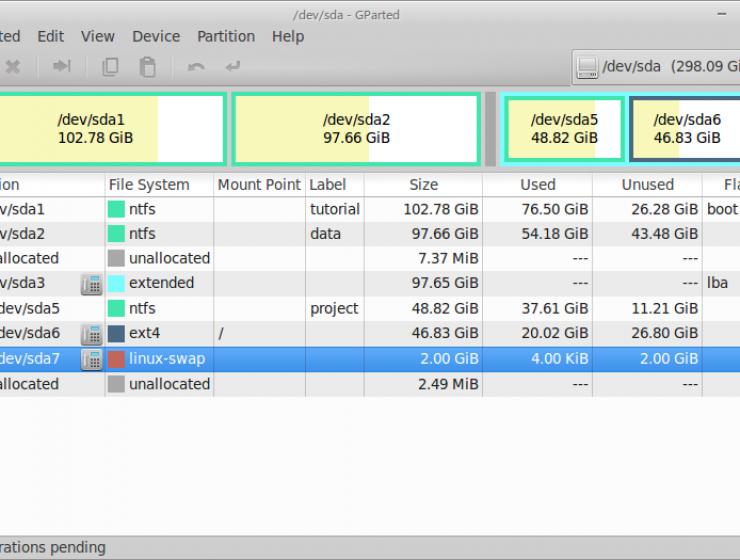 Mengatasi Swap off Saat Booting pada Ubuntu Linux