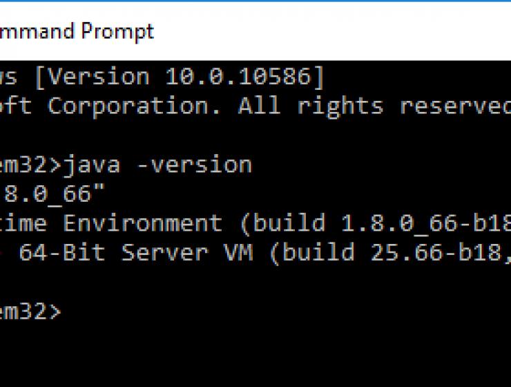 Cara Setting Java di Windows