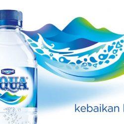 air minum kemasan aqua